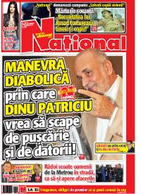 Pag 1 mic16 Rasfoieste editia tiparita a ziarului NATIONAL