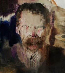 dr mengele 2 267x300 Pictorul Adrian Ghenie a vandut recent, la Londra, un tablou cu peste 140.000 de euro