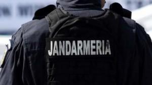 jandarm 300x168 Jandarmul care a asistat la bataia din barul din Straja, in atentia procurorilor militari
