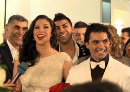 nunta pepe raluca pastrama 450x321 Stefan Stan si Liviu Varciu vor canta la botezul fetitei lui Pepe