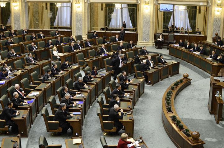 Senat juramant Narcis Pop 3 Senatul a aprobat OUG 14