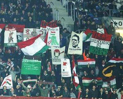ungaria Ungaria   Romania se joaca FARA spectatori! Maghiarii au pierdut si la TAS