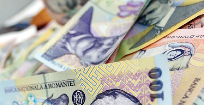 Bani lei romanesti Inca o rectificare bugetara. Proiect: mai putini bani la Transporturi, Cercetare si Educatie