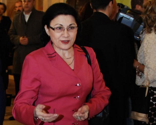 Ecaterina Andronescu Narcis Pop 3 620x500 Fostul ministru Andronescu, la lansarea agendei politice a Pro Romania