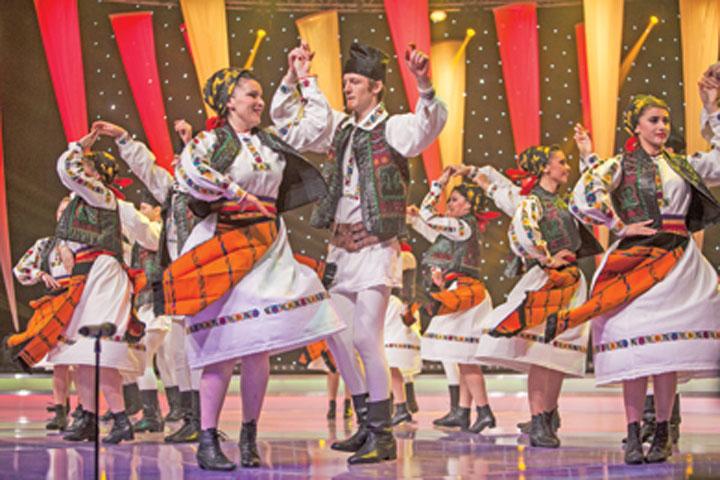 "Porolisum1 ""Romania danseaza"" si a desemnat semifinalistii! Primii 12 care merg mai departe"