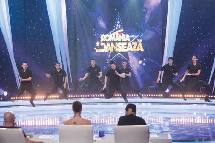 """ROMA FEST """"Romania danseaza"""" si a desemnat semifinalistii! Primii 12 care merg mai departe"""