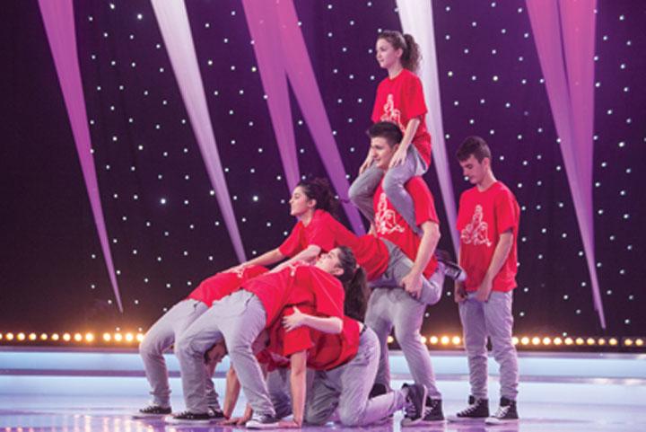 "YES ""Romania danseaza"" si a desemnat semifinalistii! Primii 12 care merg mai departe"