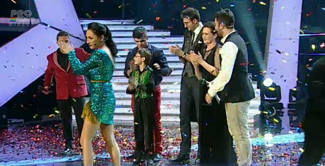 """finalisti Ei sunt primii trei finalisti de la """"Romanii au Talent 2013""""!"""
