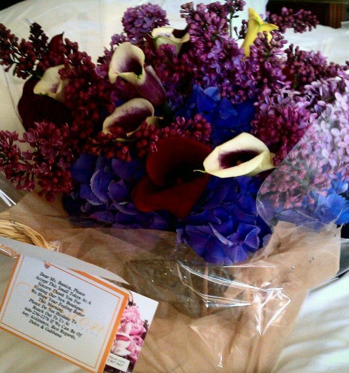 marin 1 Surpriza de zile mari pentru Andreea Marin in America! Cine i a trimis flori!