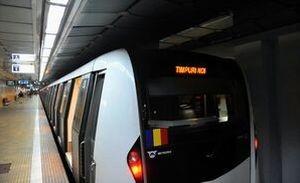 metrou3 Unui calator i s a facut rau in metrou, la Unirii