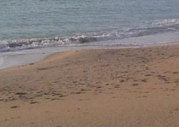 plaja11 Inca o tragedie pe litoral: o copila s a inecat la Mangalia