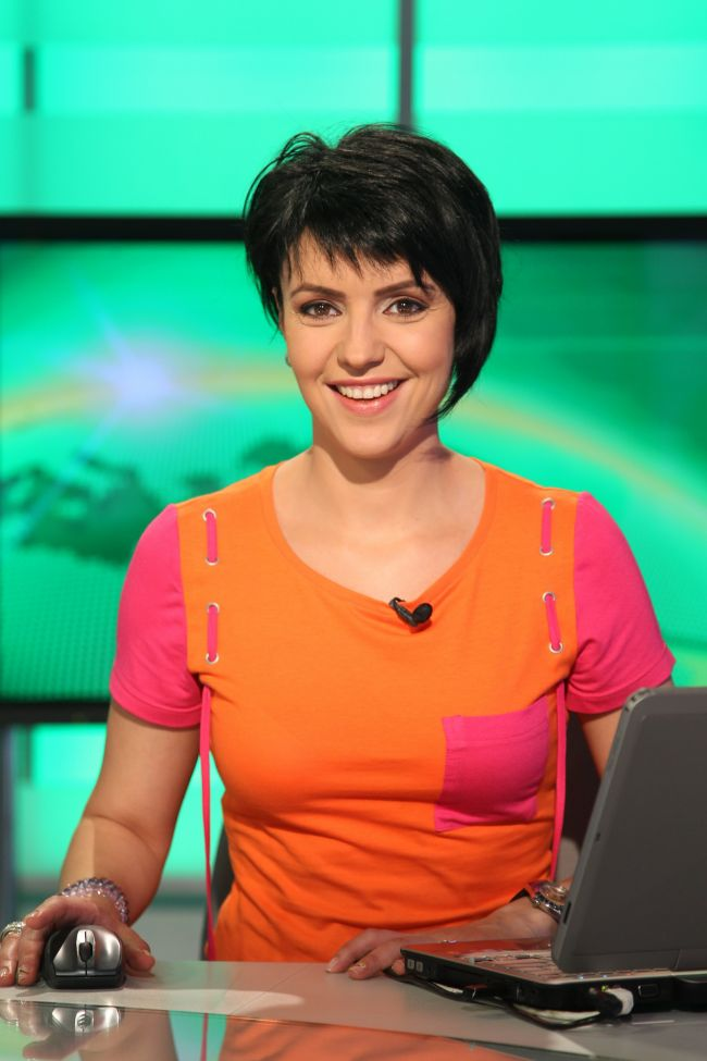 raluca arvat1 Raluca Arvat are probleme de sanatate! S a operat in direct, la tv!