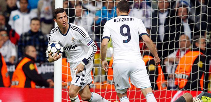 real2 Real Madrid   Borussia Dortmund 2 0. Imposibilul n a fost posibil (VIDEO)