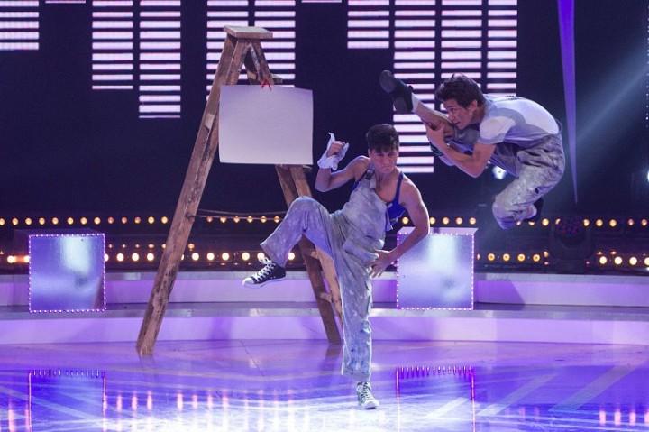 "adrian1 720x479 Moment emotionant la Romania Danseaza! Monica Petrica: ""AM GRESIT, IARTA MA!"""