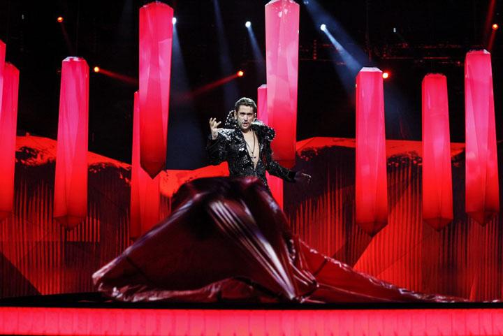 "cezar eurovision Cezar de la Eurovision, luat peste picior de presa din Suedia: «""Its My Life"", o amestecatura bizara de dubstep si opera»"