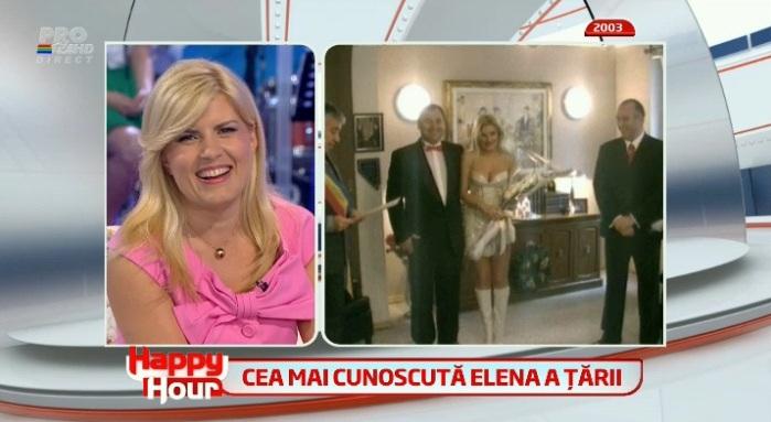 Elena Udrea Mai Sexy Ca Niciodata A Facut Senzatie Cu O Rochie Cat