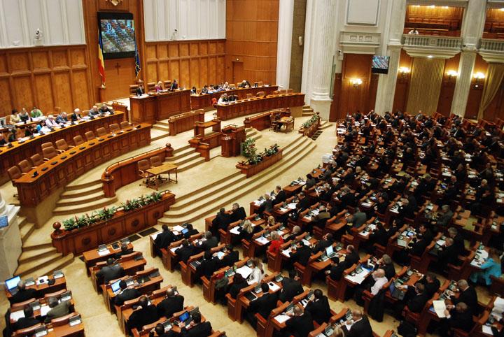 Parlament plen Narcis Pop 33 Amanare in cazul comisiei parlamentare de ancheta privind prezidentialele