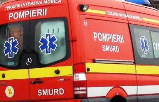salvare Drama unor parinti: Copil in stare grava, in urma unui incendiu