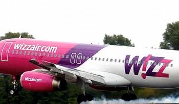 wizz 350x204 Peste patru ore intarziere pentru un zbor catre Londra, cu plecare de pe Otopeni