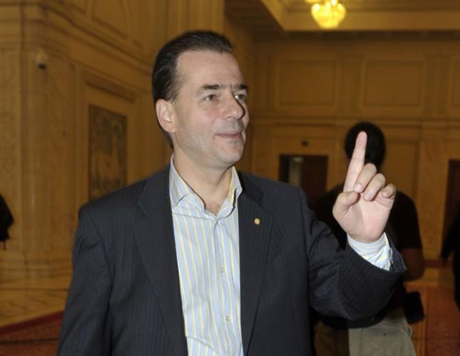LUDOVIC ORBAN FANE 98 645x500 Liderul PNL ii cere lui Grindeanu o demisie de constiinta