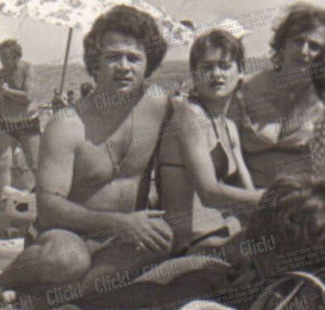 dolanescu nadia comaneci Ion Dolanescu si Nadia Comaneci, foto de colectie. Uite i impreuna la plaja!
