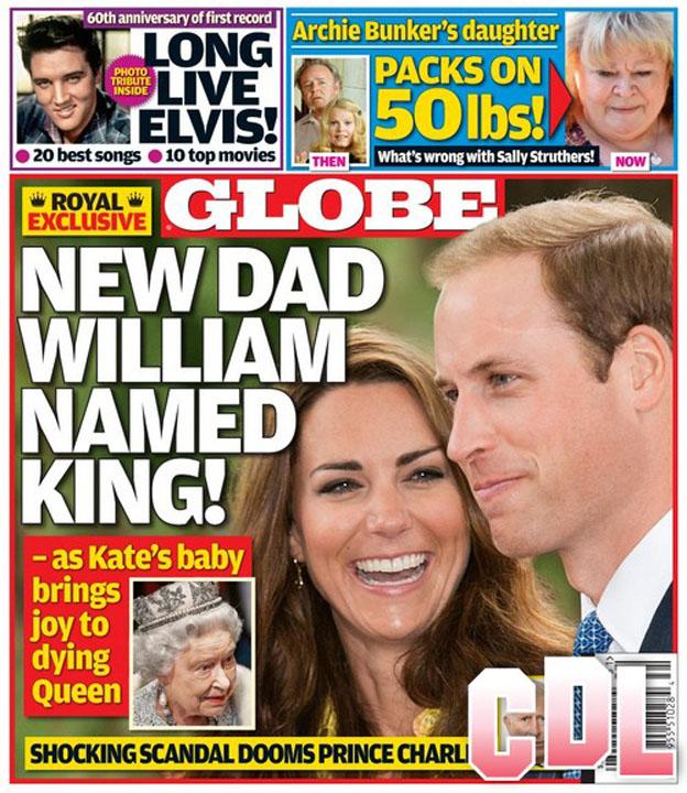 william coperta Regina i a promis tronul lui William peste capul printului Charles