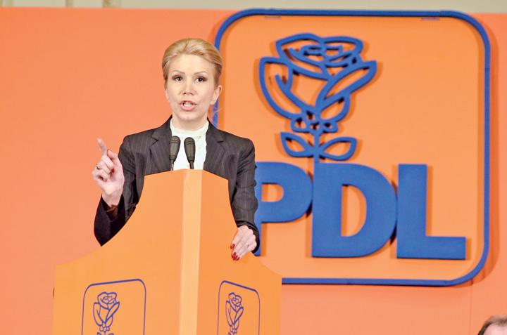 """Raluca Turcan Consiliul National PDL Narcis Pop 63 Sefa interimara a PNL eticheteaza lista Guvernului propusa de PSD ALDE: """"incropita"""""""