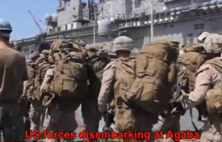 """trupe sua iordania 2 SUA au decis inceperea razboiului in Orientul Mijlociu! Iata """"Planul Obama"""" de interventie militara in Siria"""