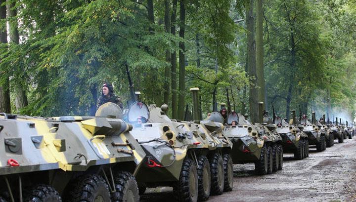 """rusia jocuri militare NATO, ingrijorata de """"jocurile"""" militare rusesti in Europa"""
