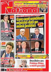 132 Rasfoieste editia tiparita a ziarului NATIONAL