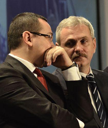 Victor Ponta Liviu Dragnea USL bilant 2 ani Narcis Pop 41 Continua schimbul de replici. Ponta: sustin PSD, nu l sustin pe Dragnea. Baga soparle