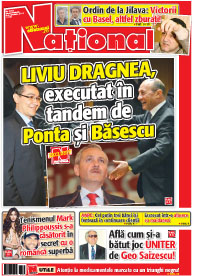 pag 01 mic2 Rasfoieste editia tiparita a ziarului NATIONAL