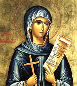sfanta parascheva Sarbatoare mare pentru ortodocsi: Sfanta Cuvioasa Parascheva