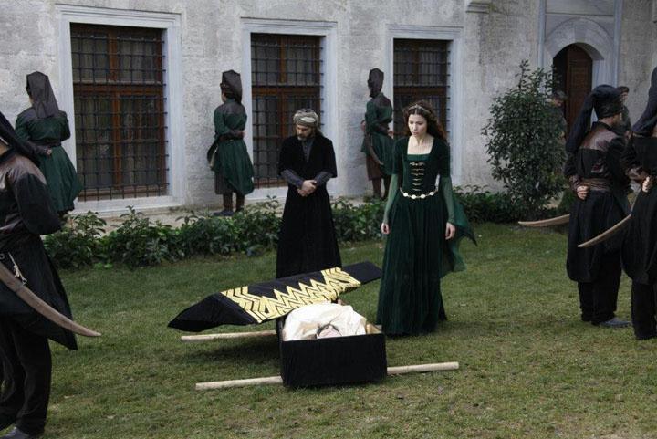 """ibrahim cosciug 2 Cum a jelit sultana Hurrem la """"moartea"""" lui Ibrahim Pasa"""