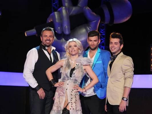 vocea romaniei Vocea Romaniei: Cine merge mai departe dupa primul show live