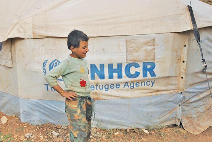 """Corturi putrezite """"National"""" si Community Aid Romania, cu ajutoare in Siria!  Tabara de refugiati Atma, """"emblema"""" indiferentei internationale"""