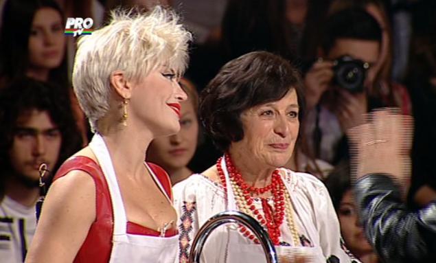 loredana Loredana Groza, duet cu mama sa