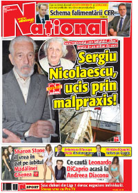 pag 01 mic12 Rasfoieste editia tiparita a ziarului NATIONAL