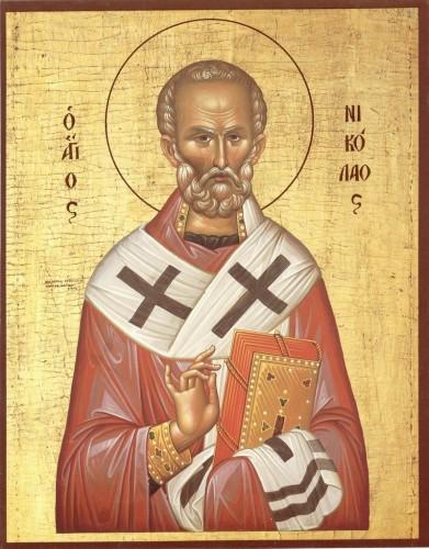 sfantul nicolae 391x500 Zi de mare sarbatoare: joi e cinstit Sfantul Nicolae