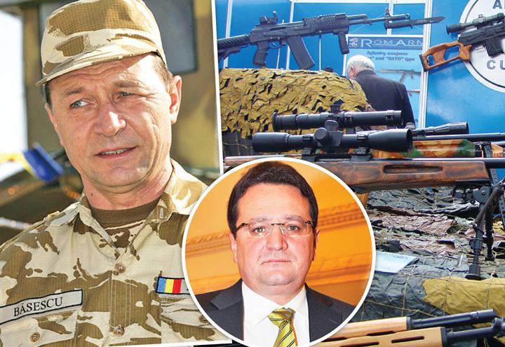 Colaj 231 Cui isi vinde Romania industria de armament?