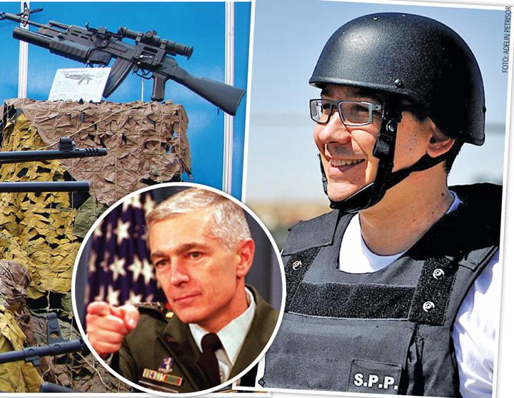 Colaj 232 Cui isi vinde Romania industria de armament?