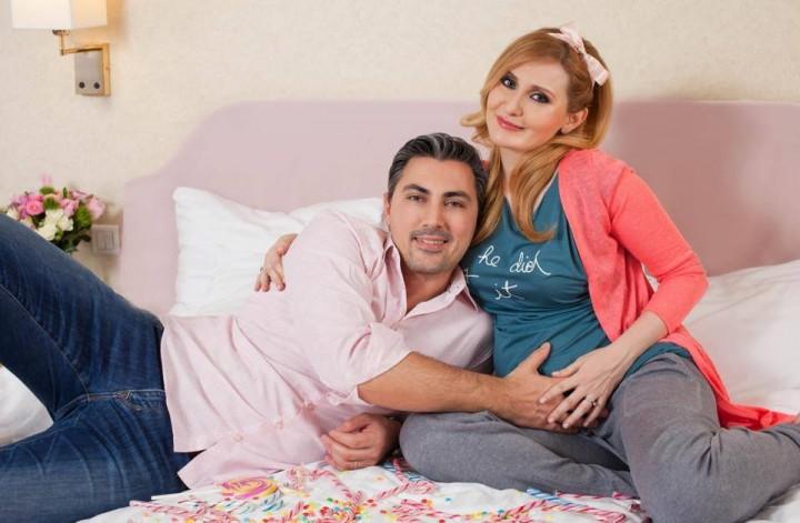 alina sorescu alexandrau ciucu 720x471 Alina Sorescu a nascut!