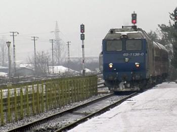 trenuri anulate iarna 350x262 Ce trenuri sunt anulate miercuri din cauza vremii