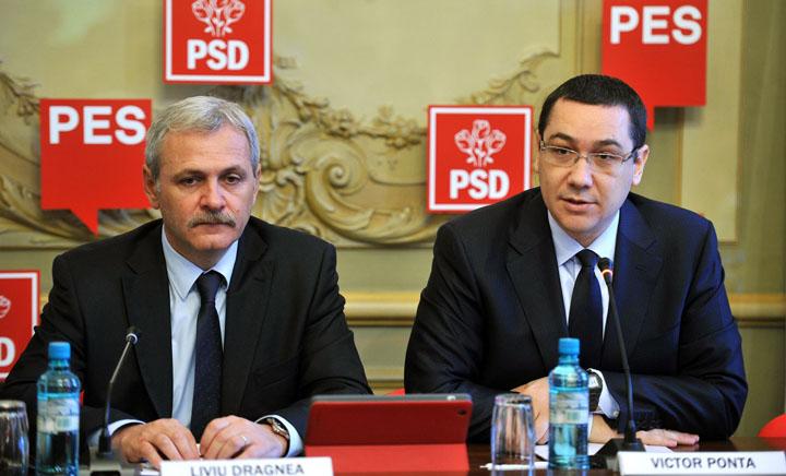 Liviu Dragnea si Victor Ponta Ponta zice ca n au mai vorbit de anul trecut, Dragnea are alta varianta
