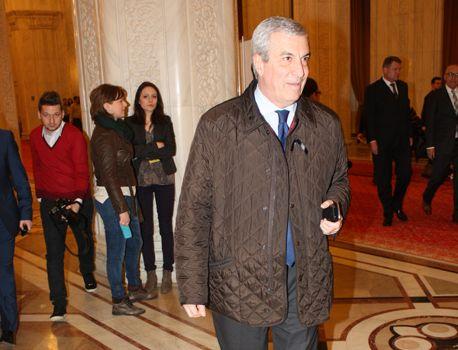 TARICEANU foto Rica Petrescu1 Ce replica a ales sa ii dea Tariceanu lui Iohannis, dupa episodul individ cu discurs antijustitie