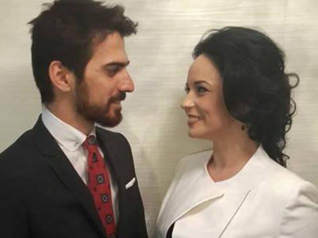 """andreea marin tuncay ozturk logodna2 Sotul Andreei Marin: """"Acasa, ea e femeie, nu vedeta! I am spus sa avem o familie normala!"""""""