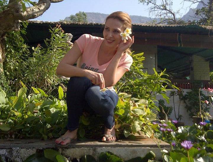 iulia vantur2 Iulia Vantur, alungata din India de fanii lui Salman Khan