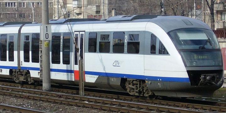 CFR tren Bucuresti Canicula a adus limitari de viteza pe 37 de sectii de cale ferata