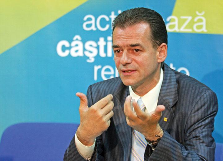 LUDOVIC ORBAN FANE 120 Orban se lauda: am batut PSD ul in strangerea de semnaturi