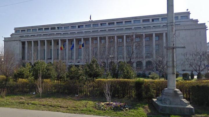 Palatul Victoria 1 Prima reactie de la Guvern, dupa perchezitiile de luni